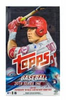 2018 Topps Series 1 Baseball Hobby Box MLB