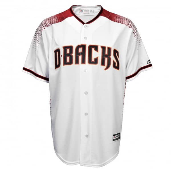 Arizona Diamondbacks Cool Base MLB Trikot Home