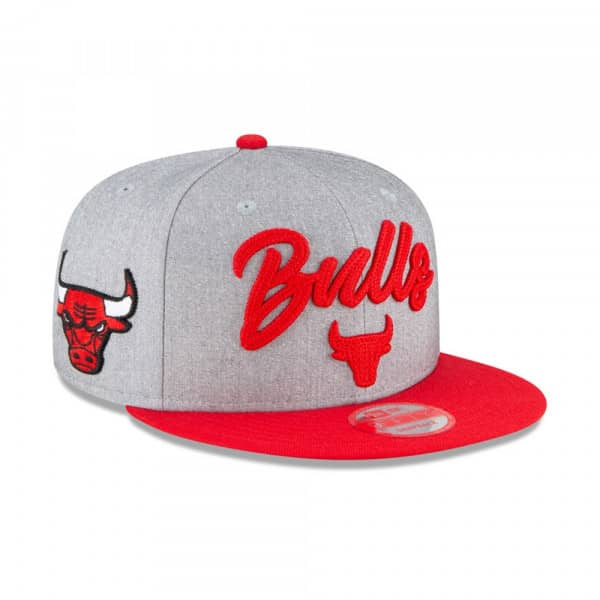 Chicago Bulls Authentic On-Stage 2020 NBA Draft New Era 9FIFTY Snapback Cap