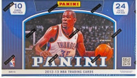 2012/13 Panini Basketball Hobby Box NBA