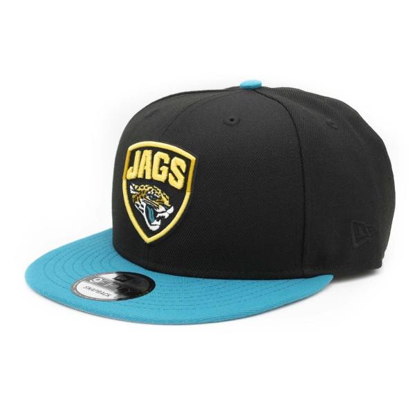 Jacksonville Jaguars Alternate Logo 9FIFTY NFL Snapback Cap