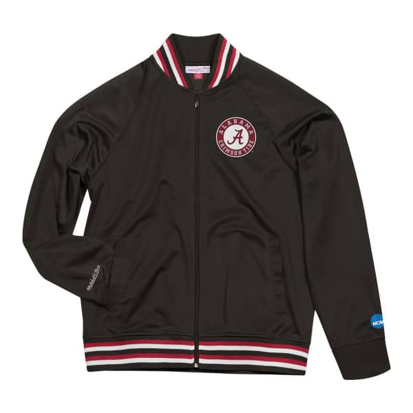 Alabama Crimson Tide Top Prospect NCAA Track Jacket