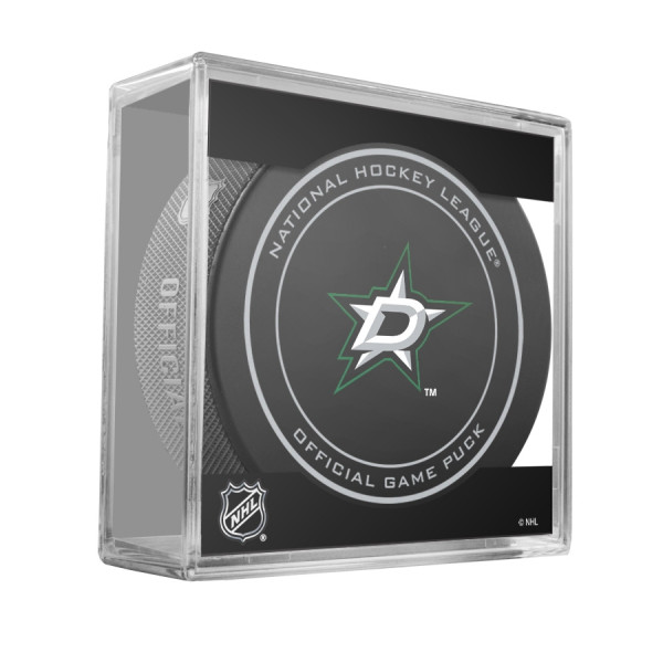 Dallas Stars NHL Official Game Puck (2018)