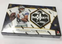 2016 Panini Limited Football Hobby Box NFL