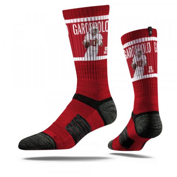 Jimmy Garoppolo San Francisco Crew NFL Socken