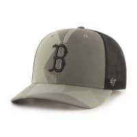 Boston Red Sox Countershade Camo MVP DP Adjustable MLB Cap