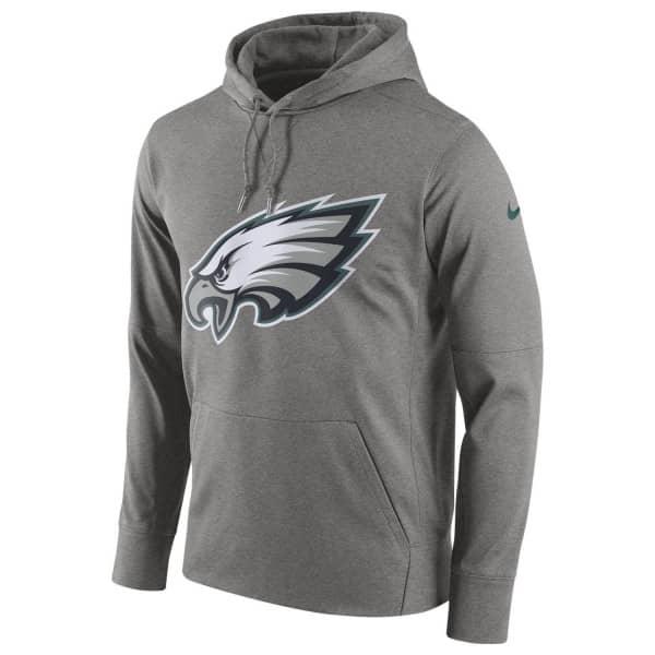 Philadelphia Eagles Circuit Therma NFL Hoodie Sweatshirt