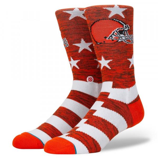 Cleveland Browns Banner NFL Socken