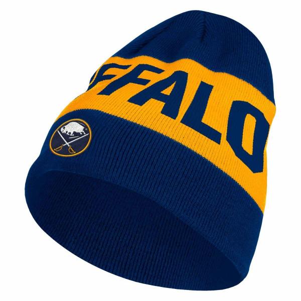 Buffalo Sabres 2019/20 Coach Beanie NHL Wintermütze