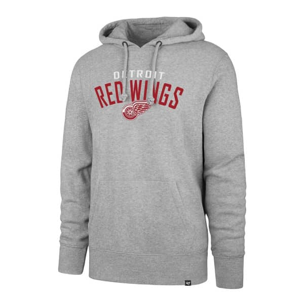 Detroit Red Wings Outrush Headline NHL Hoodie