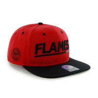 Calgary Flames Oldbridge Snapback NHL Cap