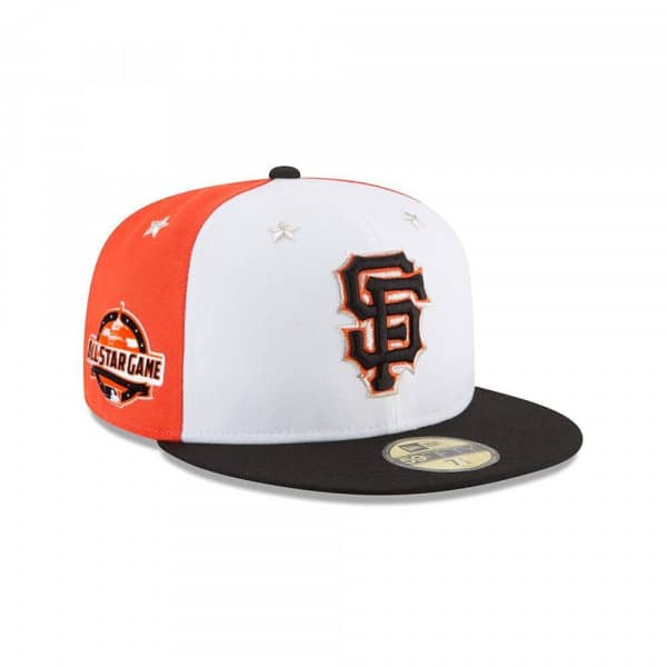 San Francisco Giants 2018 All Star Game 59FIFTY Fitted MLB Cap