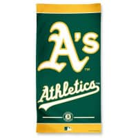 Oakland Athletics Baseball MLB Strandtuch