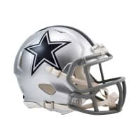 Dallas Cowboys American Football NFL Speed Mini Helm