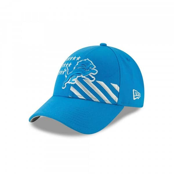 Detroit Lions 2019 NFL Draft On-Stage 9FORTY Adjustable Cap