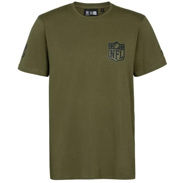 NFL Shield Digital Camo New Era NFL T-Shirt