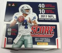 2017 Panini Score Football Hobby Box NFL