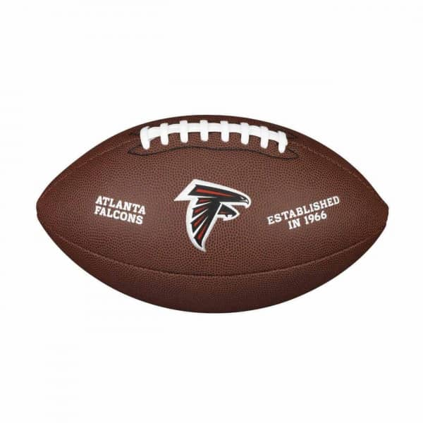 Atlanta Falcons Composite Full Size NFL Football