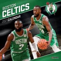 Boston Celtics 2021 Team NBA Wandkalender