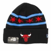 Chicago Bulls 2018 City Series NBA Wintermütze