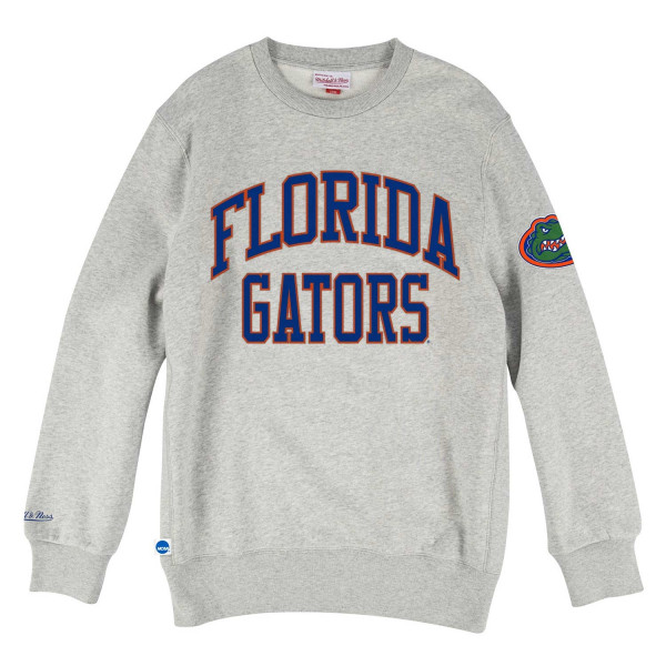 Florida Gators Playoff Win Mitchell & Ness NCAA Crew Neck Sweater