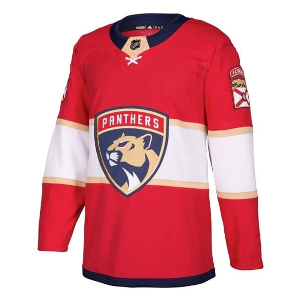 Florida Panthers Authentic Pro NHL Trikot Home