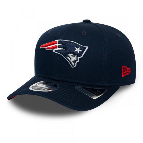 New England Patriots Team 9FIFTY Stretch-Snap NFL Cap