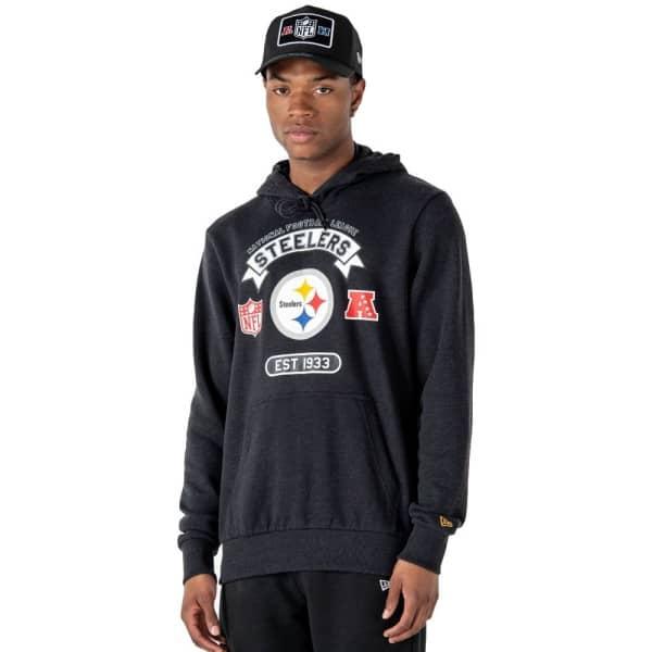 Pittsburgh Steelers 2020 Team Graphics NFL Hoodie Sweatshirt