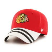 Chicago Blackhawks Jersey '47 Solo Stretch Fit NHL Cap