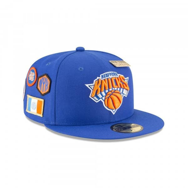 New York Knicks 2018 NBA Draft 59FIFTY Fitted Cap