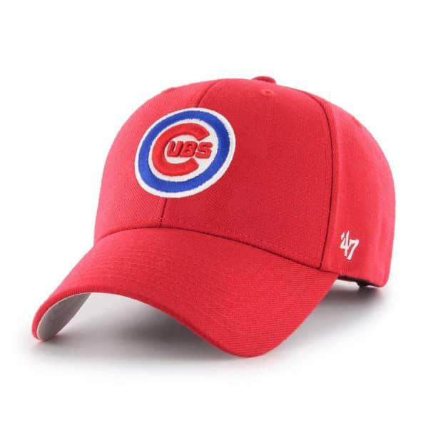 Chicago Cubs '47 MVP Adjustable MLB Cap Rot