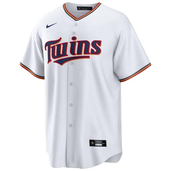 Minnesota Twins 2020 Nike MLB Replica Home Trikot Weiß