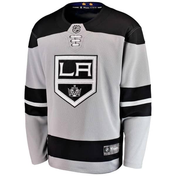 Los Angeles Kings Breakaway NHL Trikot Third Grau