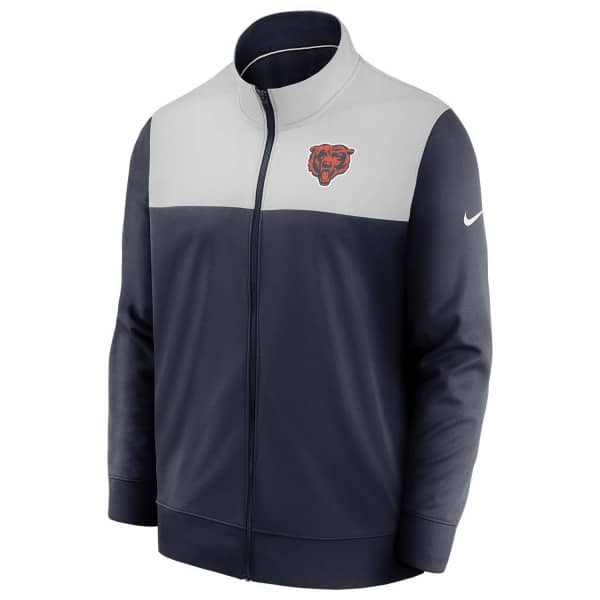 Chicago Bears 2020 NFL Woven Logo Nike Jacke