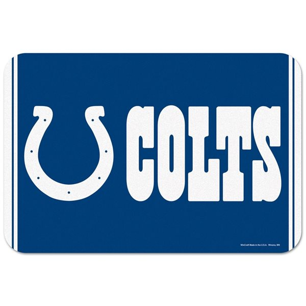 Indianapolis Colts Teamlogo American Football NFL Fußmatte