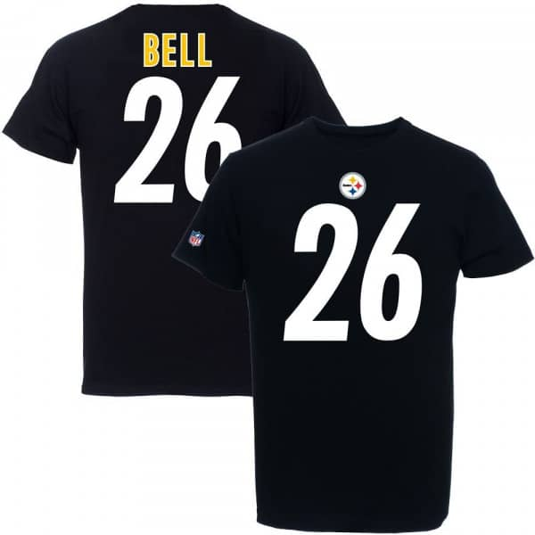 Le'Veon Bell #26 Pittsburgh Steelers Player NFL T-Shirt