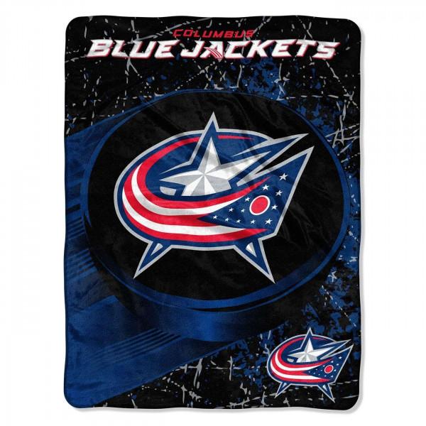Columbus Blue Jackets Super Plush NHL Decke