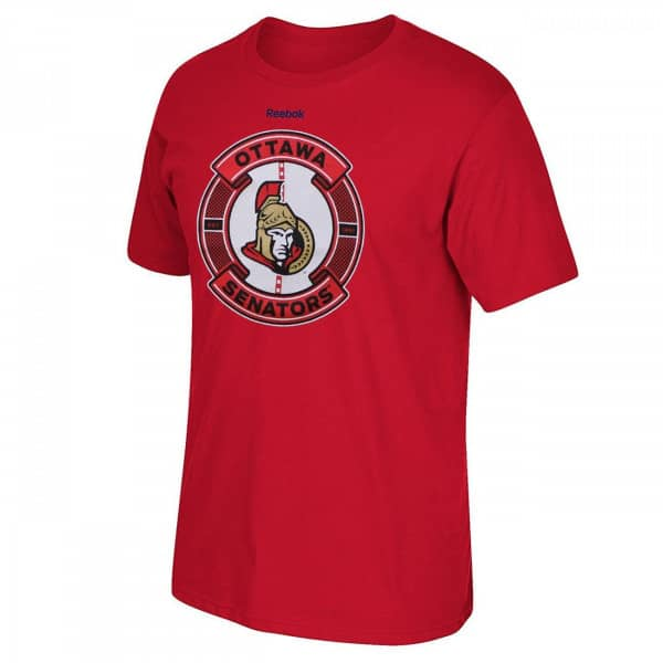 Ottawa Senators Slick Pass NHL T-Shirt