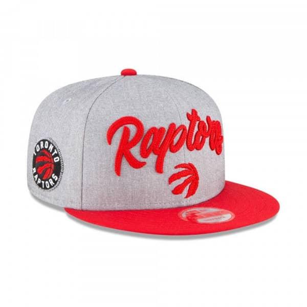 Toronto Raptors Authentic On-Stage 2020 NBA Draft New Era 9FIFTY Snapback Cap