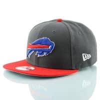 Buffalo Bills 2-Tone Grey 9FIFTY Snapback NFL Cap S/M
