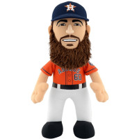 Dallas Keuchel Houston Astros MLB Plüsch Figur