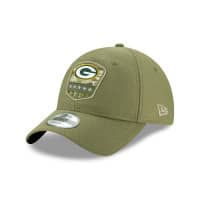 Green Bay Packers 2019 On-Field Salute to Service 9TWENTY NFL Cap