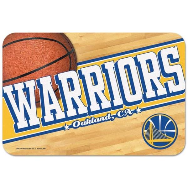 Golden State Warriors Basketball NBA Fußmatte