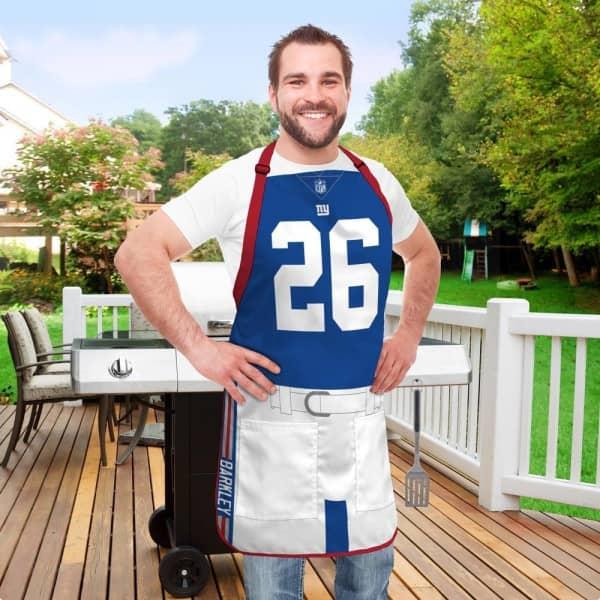 Saquon Barkley #26 New York Giants NFL Spielerschürze