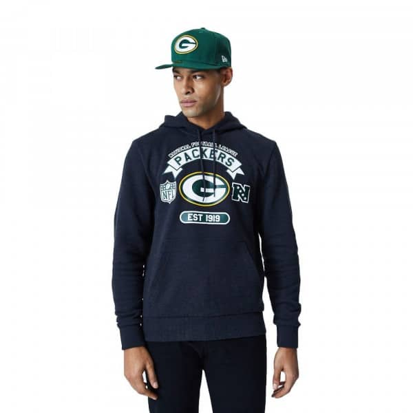 Green Bay Packers 2020 Team Graphics NFL Hoodie Sweatshirt