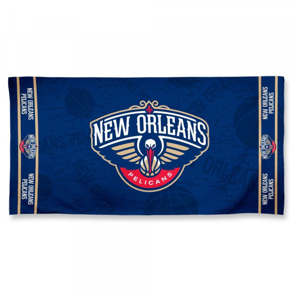 New Orleans Pelicans Basketball NBA Strandtuch