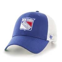 New York Rangers Branson NHL Trucker Cap