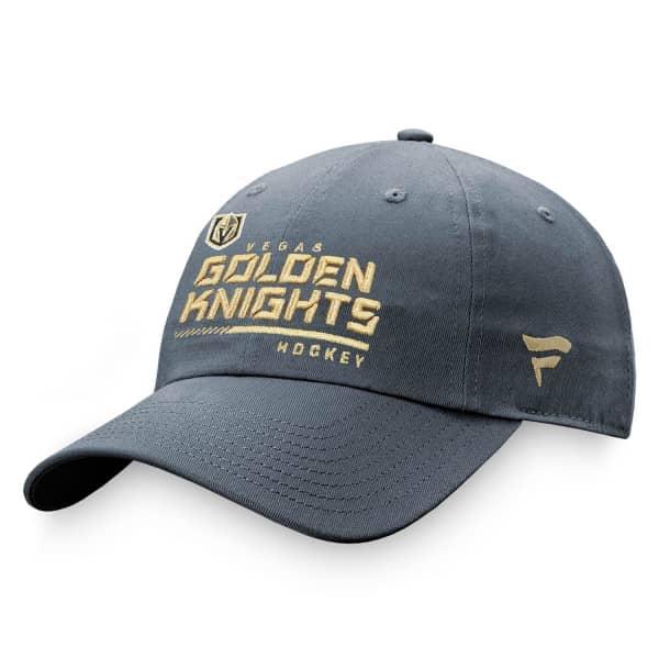 Vegas Golden Knights 2020/21 NHL Authentic Pro Locker Room Fanatics Adjustable Cap