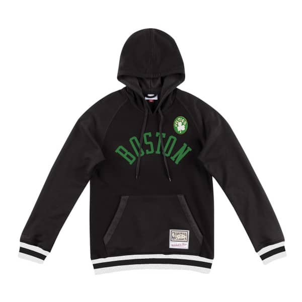 Boston Celtics Gametime Mitchell & Ness Pullover NBA Hoodie