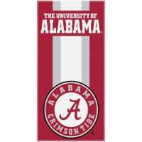 Alabama Crimson Tide Zone Read NCAA Strandtuch